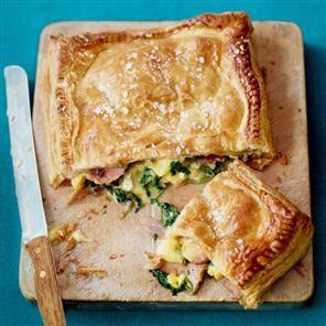 delicious recipe puff pastry