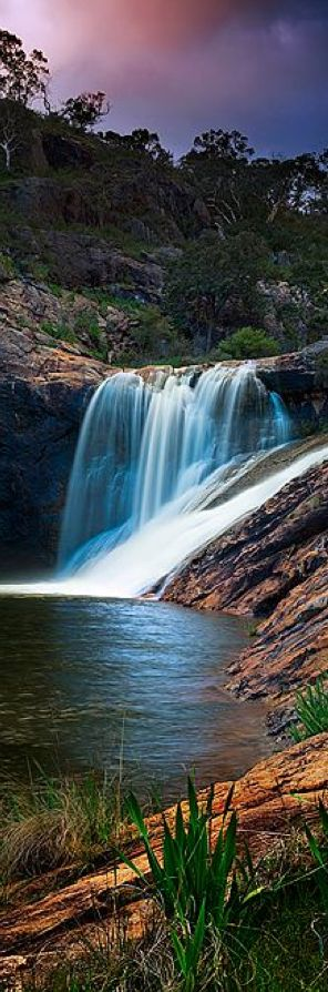 Awesome View: Serpentine Falls in Western Australia • Kirk Hille Photography