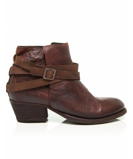 Brown Horrigan Leather Boots