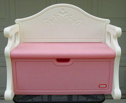 Vintage Victorian Little Tikes Tykes Pink Amp White Toy