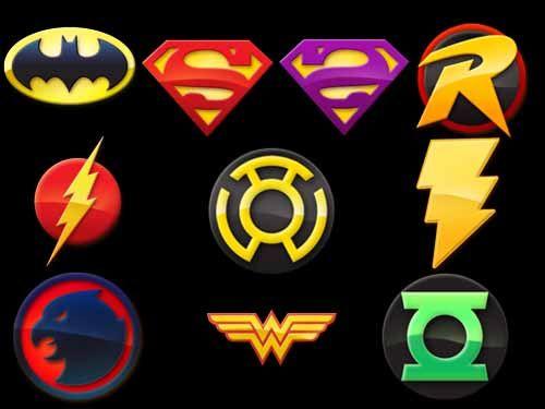 go back gt pix for gt superhero symbols