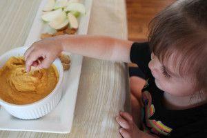 Pumpkin ( No Bake ) Dip