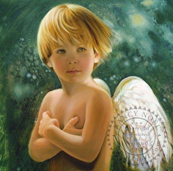 Jacob at Night by Nancy Noel
