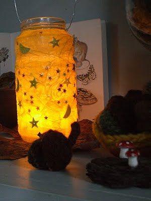 lantern tutorial