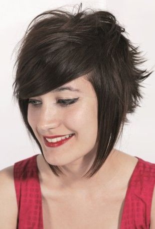 a line haircuts | to get short cropped a line haircuts hair length at