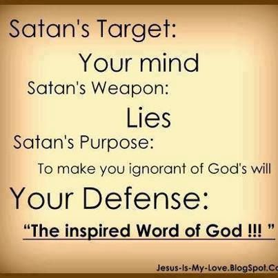 ~Put on the Armor of God!~
