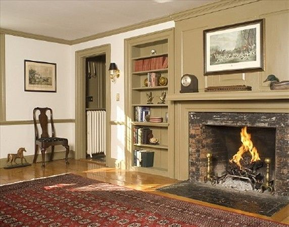 Pinterest Early American Colonial Interiors Joy Studio