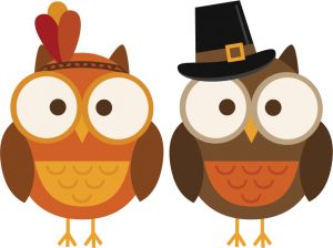Thanksgiving Owl...I Mean Turkey! (2/5)