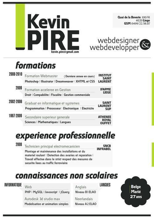 resume design resume business card etc pinterest