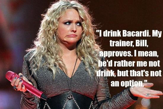 Miranda Lambert wont apologize for being herself and neither should you (18 photos)
