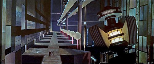 Image result for forbidden planet 1956