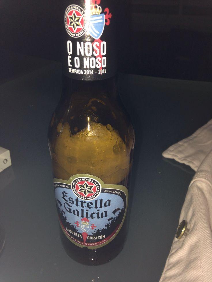 Estrella Galicia Celta
