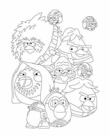 Angry Birds Star Wars Arturito