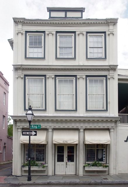 King Street. Charleston, South Carolina, June 10, 2012  (1000 words no. 91)