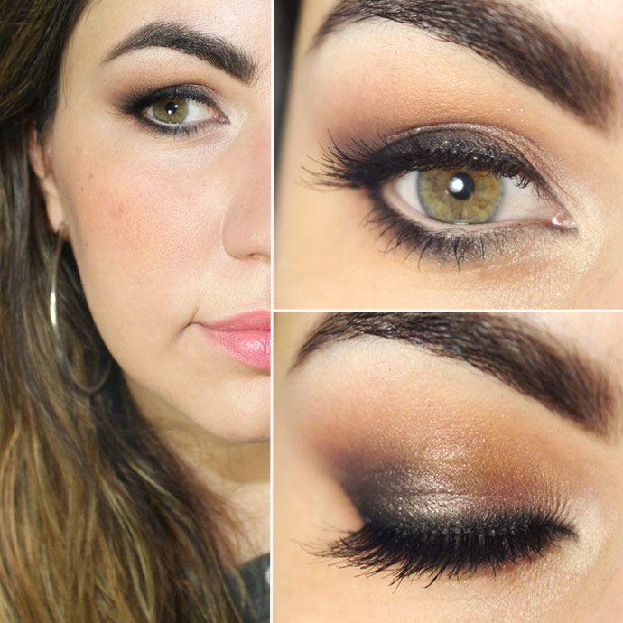 Tutorial – maquiagem de escola ou faculdade neutra para a volta às aulas