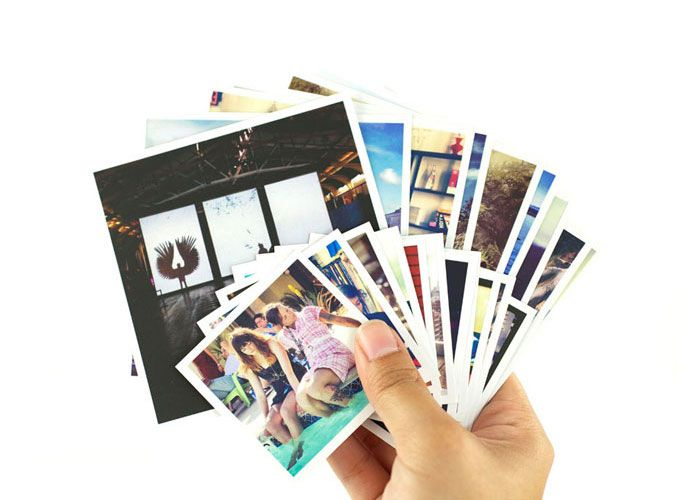 www.printstagr.am - print your Instagram photos with different options such as mini-prints, minibooks, posters and a calendar option.