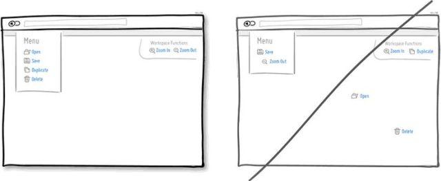 電子商務網站介面