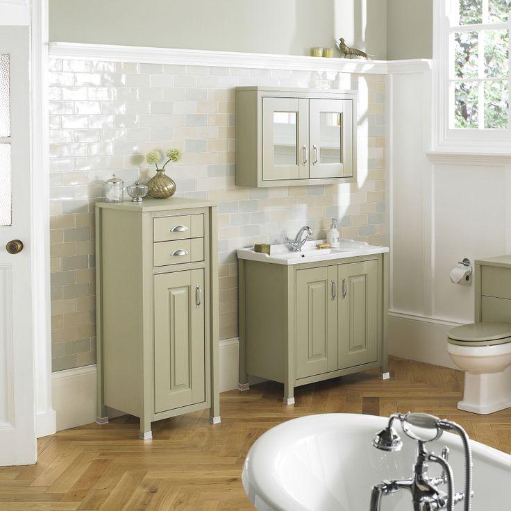 Legend Traditional Bathroom Suite At Victorian Plumbing Uk