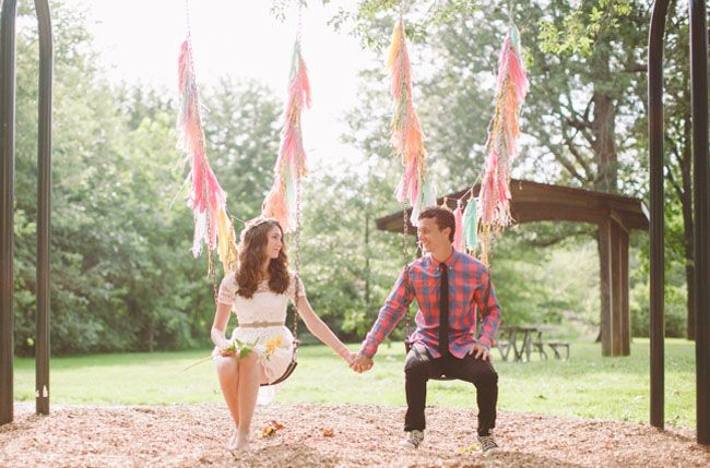 Days of Summer Wedding Inspiration