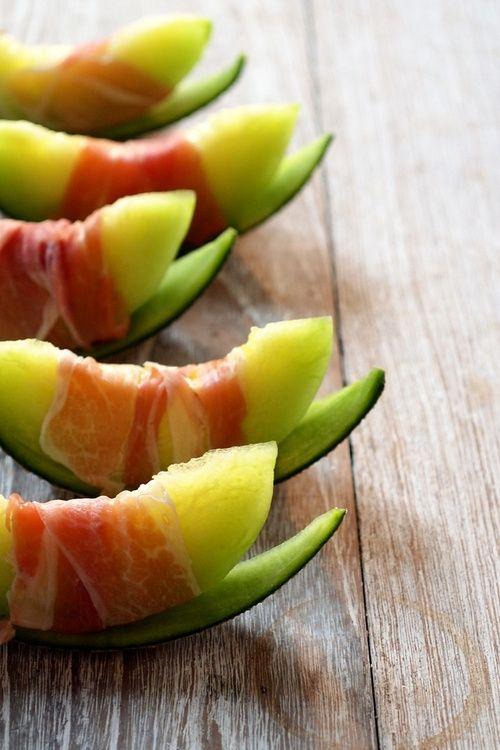 Melon + Parma Ham