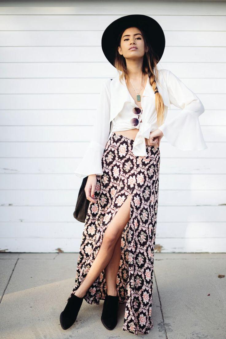 Little Black Boots--skirt!!