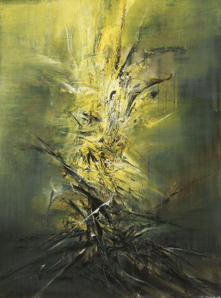 Zao Wou-Ki (Zhao Wuji) (1920-2013), 14.12.62