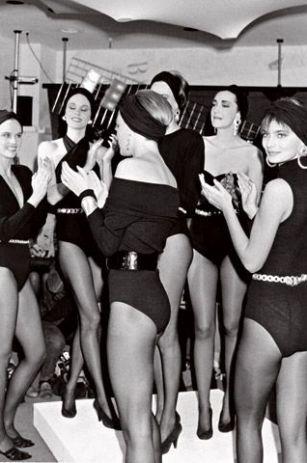 Donna Karan 1980s bodysuits