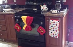 Delightful Mickey Mouse Kitchen That Will Make Your Life So Much Easier