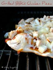 As soon as we get our new grill, definitely going back to last summer's obsession with grilled pizza!