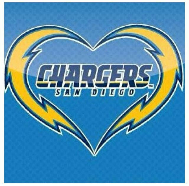 chargers bolt logo