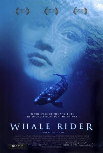 Whale Rider Poster at AllPosters.com