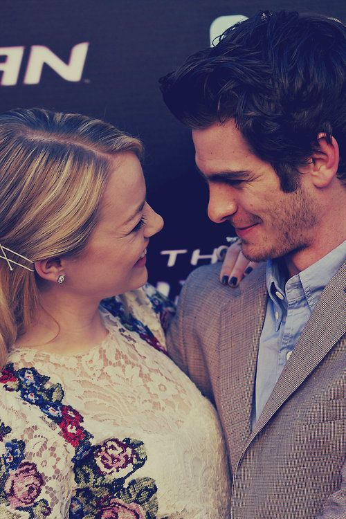 """""""It was like I woke up when she came in."""" - Andrew about Emma// love these two so much"""