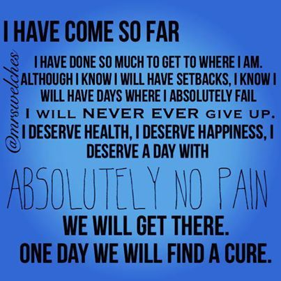 never give up on chronic pain - Google Search