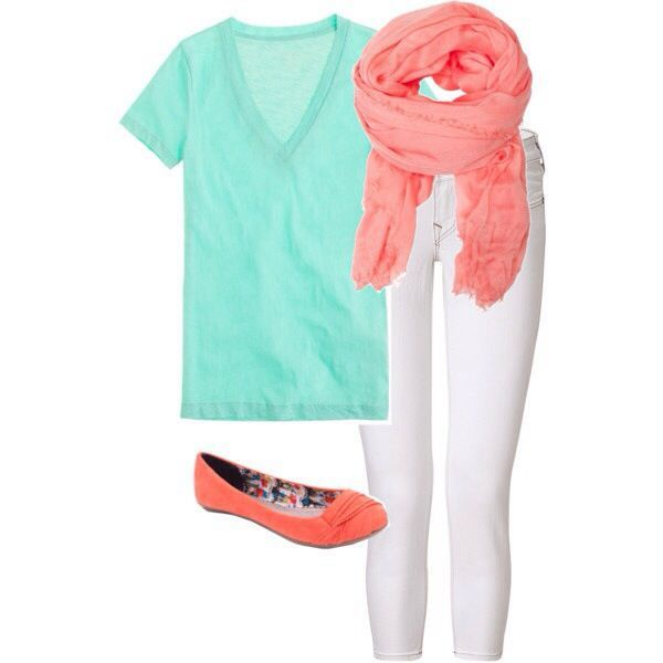 Spring fashion- mint! #mint #spring #fashion
