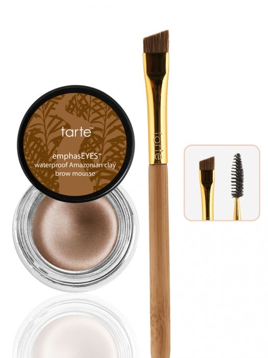 Tarte emphasEYES Amazonian clay waterproof brow mousse