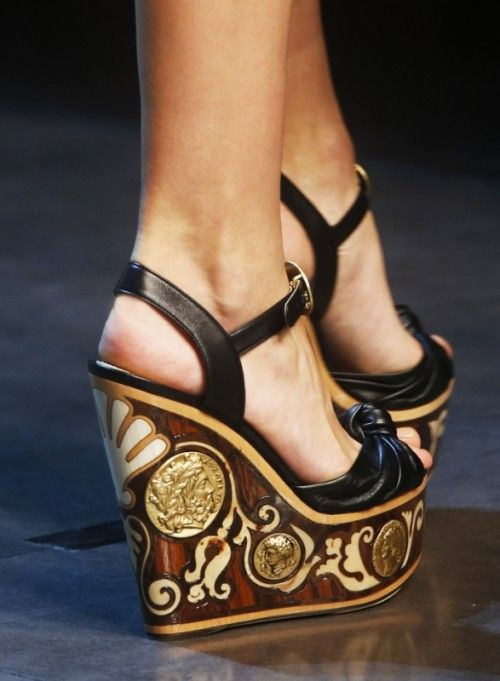 Dolce&Gabbana shoes 2014
