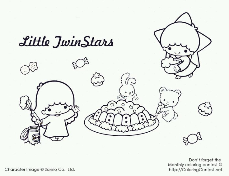 hello kitty coloring pages. 1000 images about hello kitty on ...   568x736