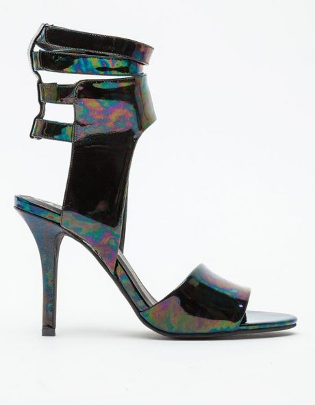 Jeffrey Campbell Skybox in Hologram