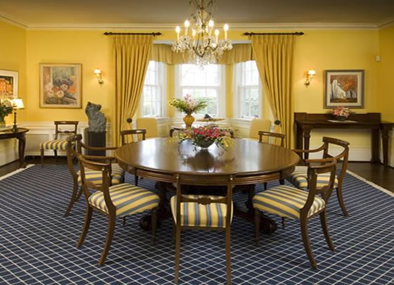 yellow dining room lighting ideas | For the Future Home ...