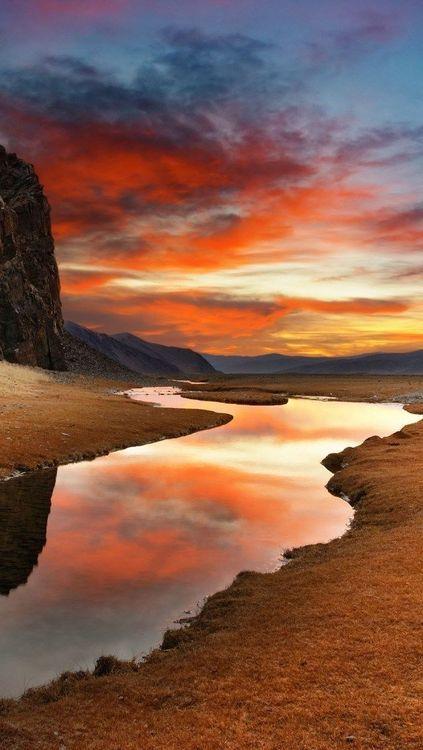 Deserto del Gobi, Manciuria, Cina