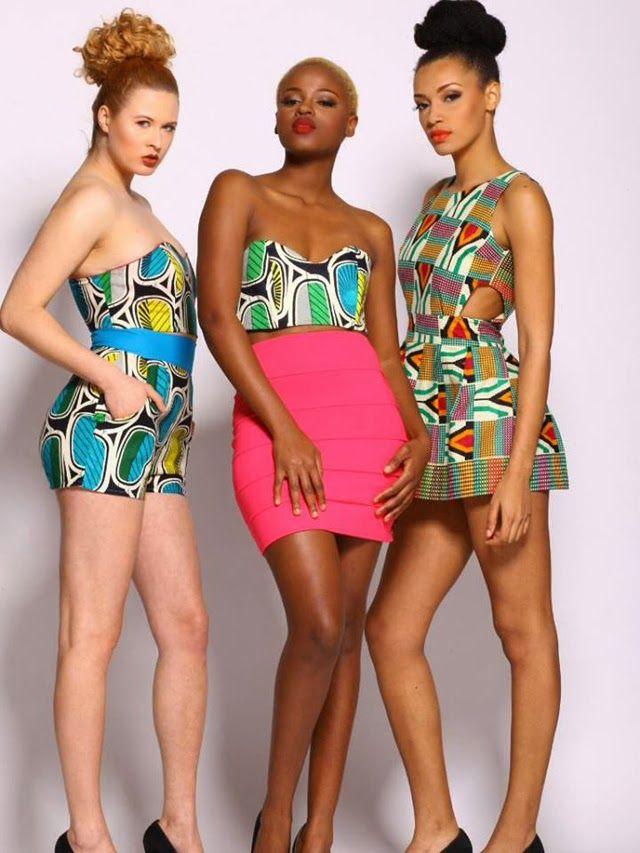 DESIGNER SPOTLIGHT: Prelim by Preline Martha |  African print style dresses