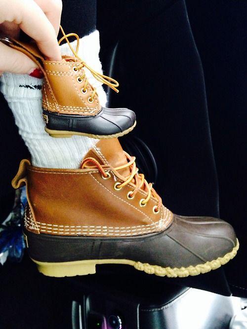 Baby bean boots!! TOO CUTE