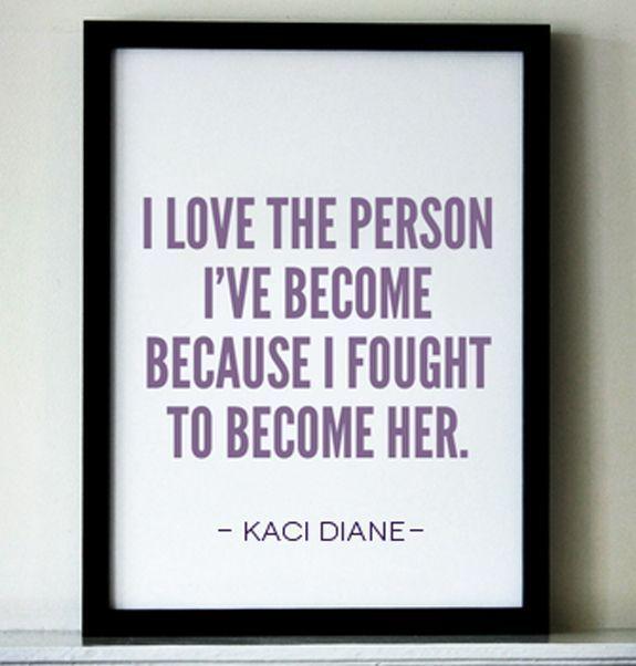 Kaci Diane #Her, #Person