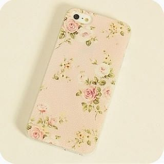 Buy 'Cuteberry – Floral iPhone 4/4s/5 Case' with Free Shipping at YesStyle.ca. Browse and shop for thousands of Asian fashion items from China and more!