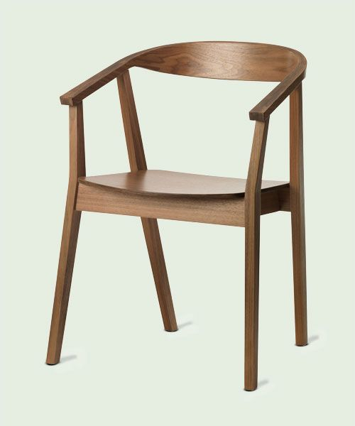 You'd be hard-pressed to find a Mid-Century-style piece for less than this handsome Stockholm Chair from ikea.com. About $140. | thisoldhouse.com
