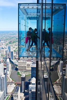 Willis Tower Skydeck - Chicago IL
