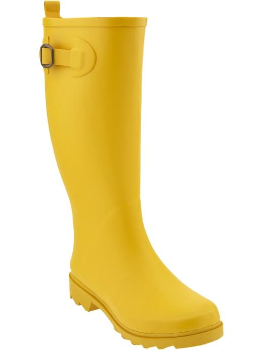 30 Cool Yellow Rain Boots Womens Shoes