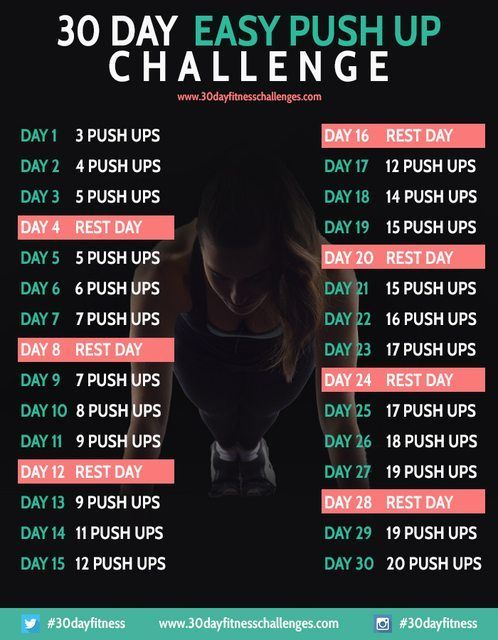 NEW YEARS CHALLENGE - 30 day challenges