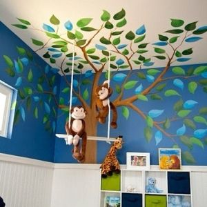 CUTE KIDS ROOM IDEA..