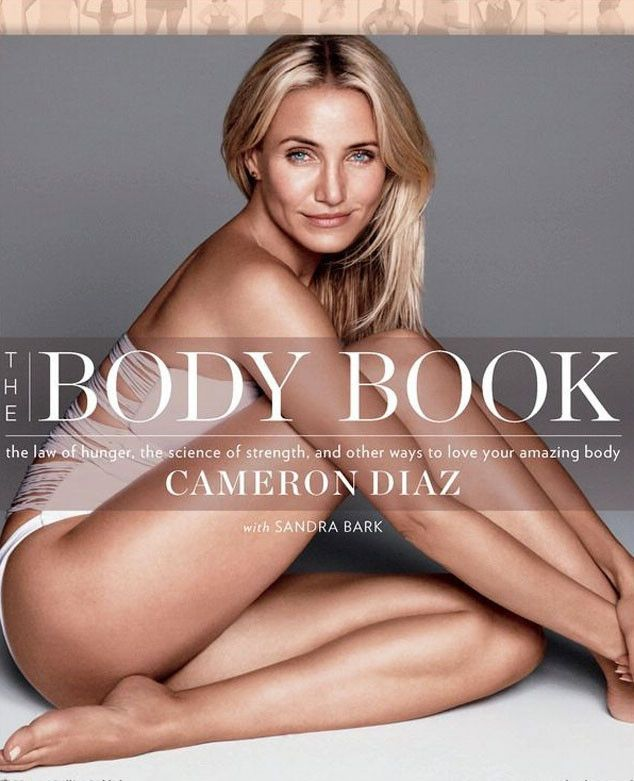 Cameron Diaz Encourages Women to Keep Their Pubic Hair in Her New Book | E! Online Mobile